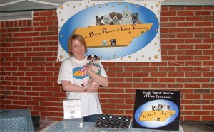 Valerie and Gracie at Norris Animal Hospital