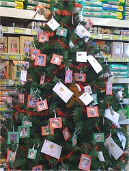 SBRET Angel Tree at Pet Supplies Plus